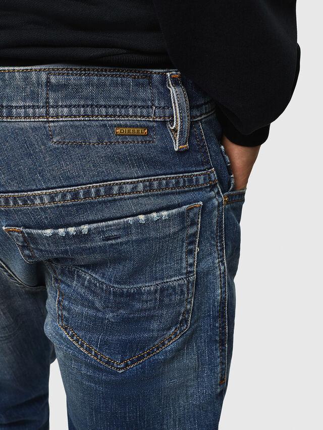 Diesel - Thommer 089AR, Dark Blue - Jeans - Image 3