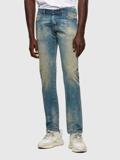 Diesel - D-Kras 009JY, Light Blue - Jeans - Image 1