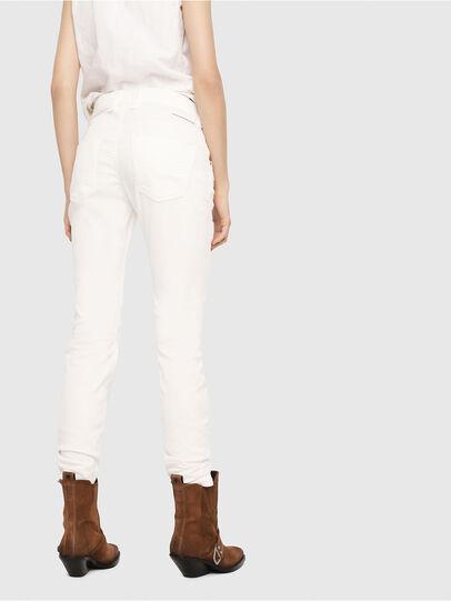 Diesel - Krailey JoggJeans 069DS, White - Jeans - Image 2