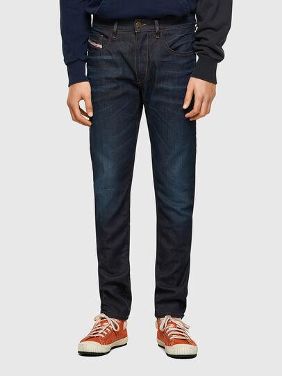 Diesel - D-Strukt 09A45, Dark Blue - Jeans - Image 1