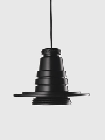 Diesel - TOOL GRANDE SOSP, Black - Hang Lighting - Image 1