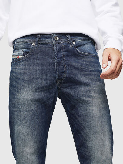 Diesel - Buster 0853R, Dark Blue - Jeans - Image 3