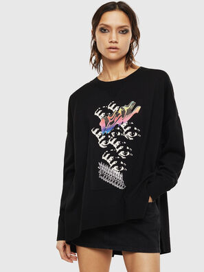 M-OCIAME, Black - Knitwear