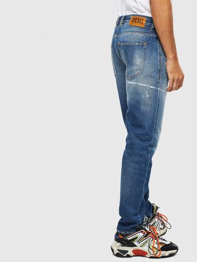 Diesel - D-Vider 0097B, Medium blue - Jeans - Image 4