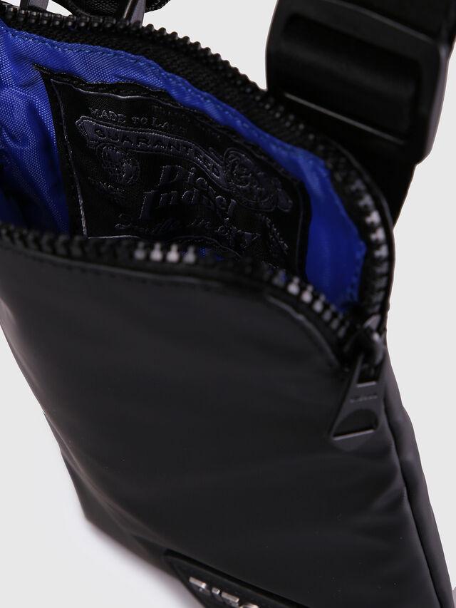 Diesel - F-DISCOVER SMALLCROS, Black - Crossbody Bags - Image 3