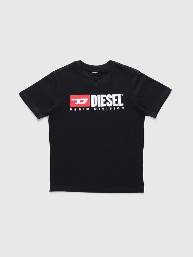 TJUSTDIVISION, Black - T-shirts and Tops