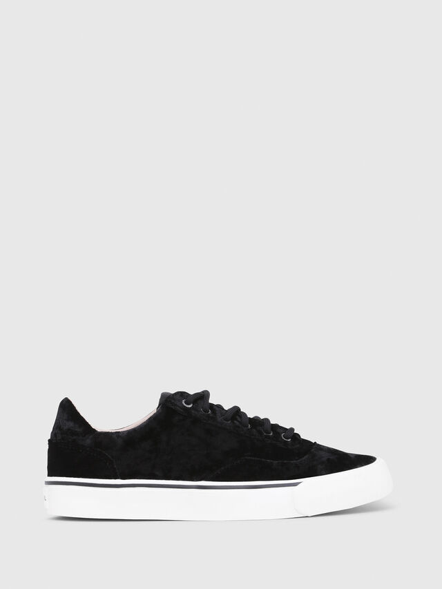 Diesel - S-FLIP LOW W, Black - Sneakers - Image 1