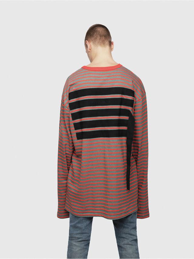 Diesel - T-DAICHI, Red - T-Shirts - Image 2