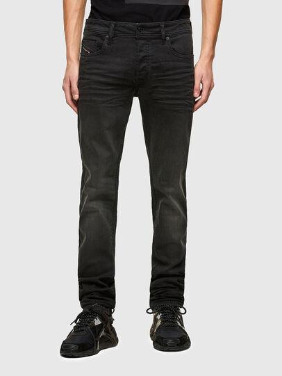Diesel - Sleenker C69EQ, Dark Blue - Jeans - Image 1