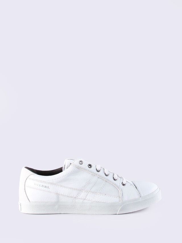 D-STRING LOW, White