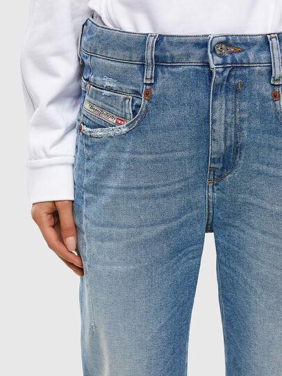 Diesel - Fayza 009EU, Light Blue - Jeans - Image 3