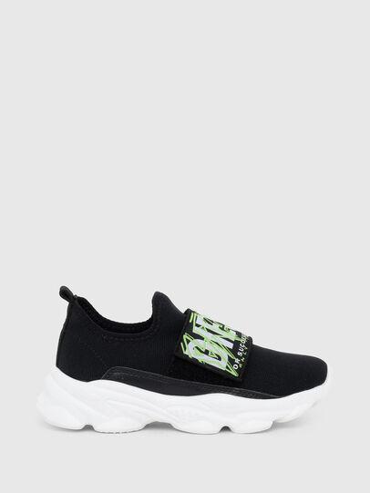 Diesel - S-SERENDIPITY SO LOW, Black - Footwear - Image 1