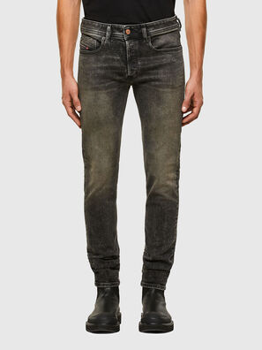 Sleenker 009IS, Black/Dark grey - Jeans