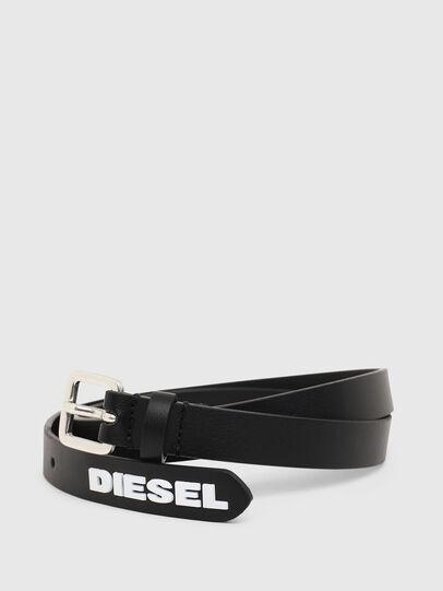 Diesel - B-LOWGO, Black - Belts - Image 2