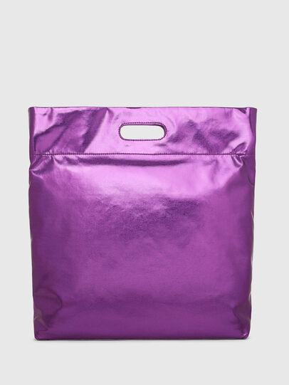 Diesel - F-LITT-HER M, Violet - Shopping and Shoulder Bags - Image 2