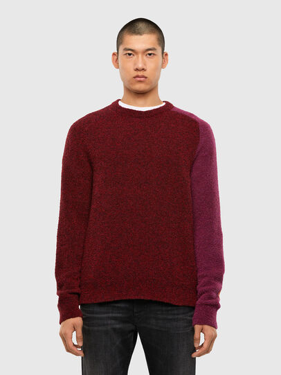 Diesel - K-BART, Brown - Knitwear - Image 1