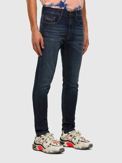 Diesel - D-Strukt 009HN, Dark Blue - Jeans - Image 5