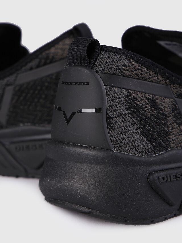 Diesel S-KBY, Black - Sneakers - Image 5