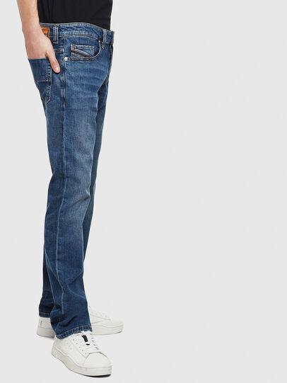 Diesel - Safado CN036, Dark Blue - Jeans - Image 4