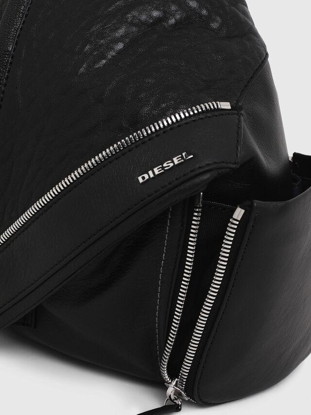 Diesel LE-MHONIC, Black - Backpacks - Image 5