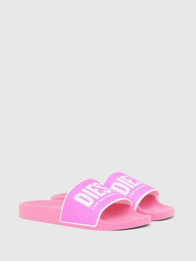 Diesel - SA-VALLA W, Pink - Slippers - Image 2