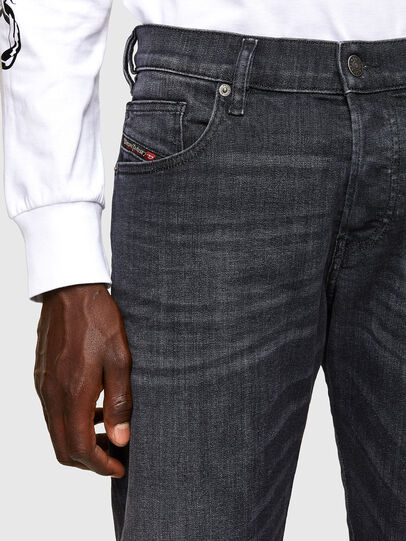 Diesel - D-Yennox 009EN, Black/Dark grey - Jeans - Image 3