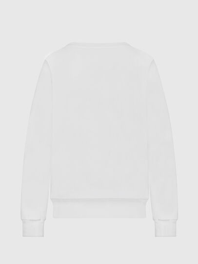 Diesel - F-MAGDA-E40, White - Sweaters - Image 2