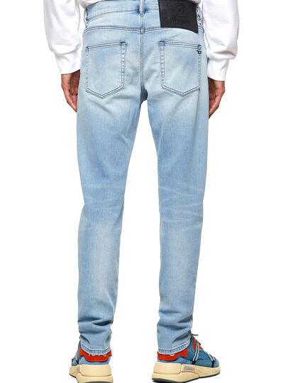 Diesel - D-Strukt JoggJeans® Z69VL, Light Blue - Jeans - Image 2