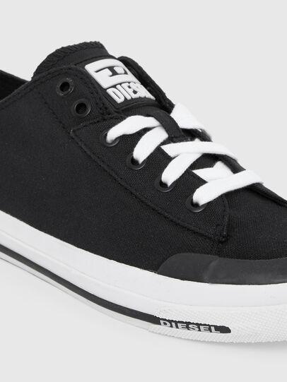 Diesel - S-ASTICO LOW CUT W, Black - Sneakers - Image 4