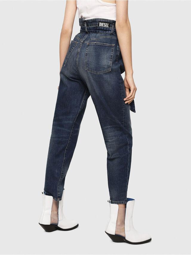 Diesel - D-Vizons 089AR, Dark Blue - Jeans - Image 2