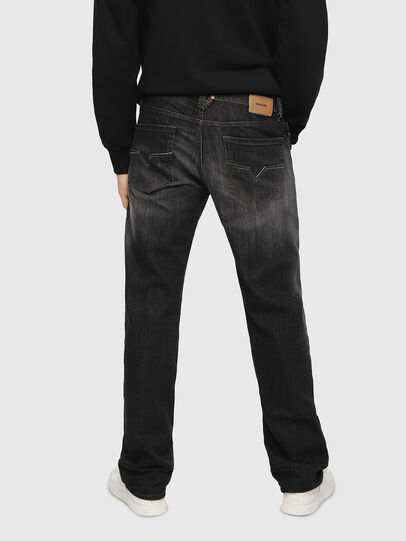 Diesel - Larkee 087AM, Black/Dark grey - Jeans - Image 2