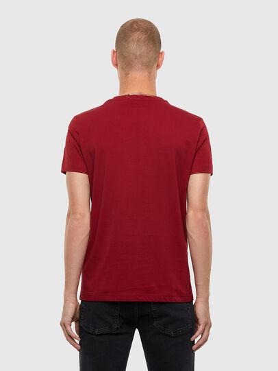 Diesel - T-DIEGOS-N22, Brown - T-Shirts - Image 2