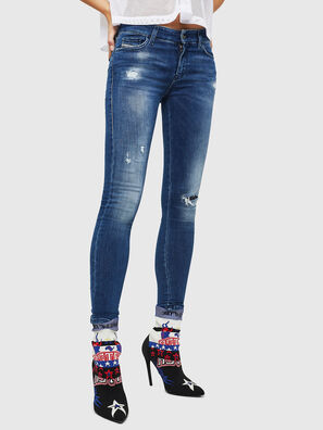 Slandy 089AI, Medium blue - Jeans