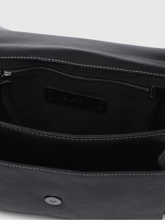 Diesel - MISS-MATCH CROSSBODY, Black - Crossbody Bags - Image 3