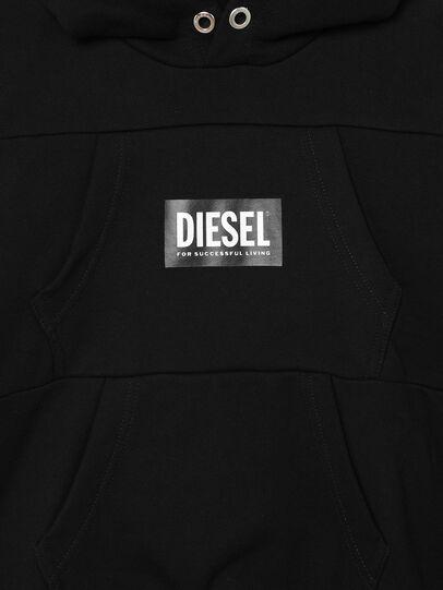 Diesel - SALBYPOCKETS OVER, Black - Sweaters - Image 3