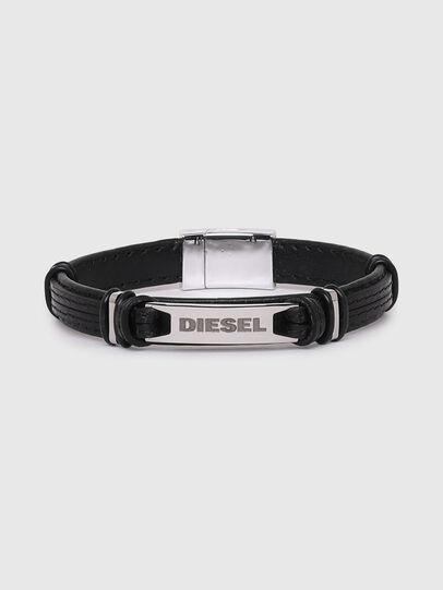 Diesel - A-PLAK, Black - Bijoux and Gadgets - Image 1