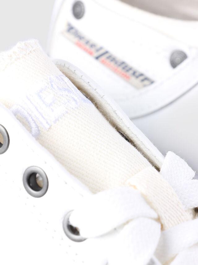 Diesel EXPOSURE IV LOW  W, White - Sneakers - Image 6