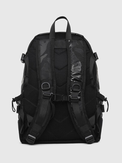 Diesel - F- URBHANITY BACK, Blue/Black - Backpacks - Image 2