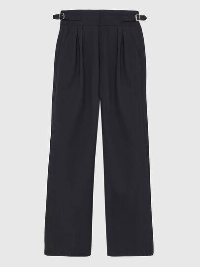 Diesel - P-LOCO, Black - Pants - Image 1