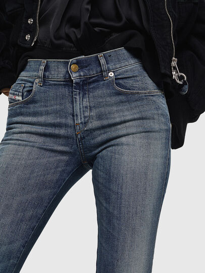 Diesel - Sandy 069GA, Medium blue - Jeans - Image 4