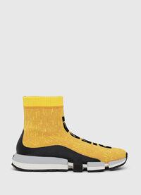H-PADOLA MID SOCK, Yellow