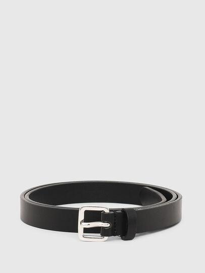 Diesel - B-LOWGO, Black - Belts - Image 1