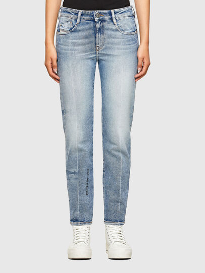 Diesel - D-Rifty 009VV, Light Blue - Jeans - Image 1