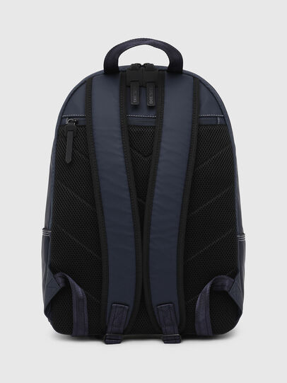 Diesel - BOLD BACK II, Dark Blue - Backpacks - Image 2