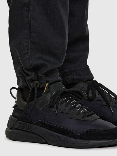 Diesel - D-Skint JoggJeans® 069PC, Black/Dark grey - Jeans - Image 5