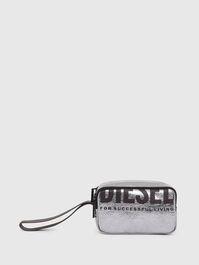 Diesel - HI-SOKKA II, Silver - Bijoux and Gadgets - Image 1