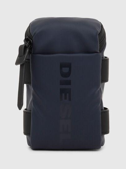 Diesel - SHOULDME, Dark Blue - Small Wallets - Image 1