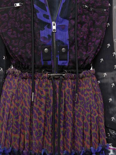 Diesel - D-ILA, Black - Dresses - Image 5