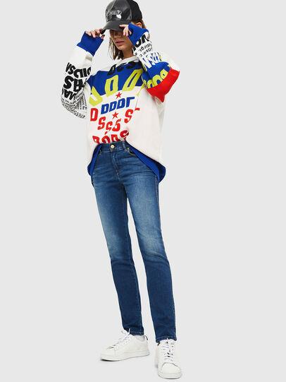 Diesel - Sandy 086AL, Medium blue - Jeans - Image 4