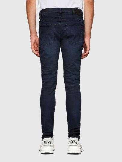 Diesel - D-Istort 009JG, Dark Blue - Jeans - Image 2